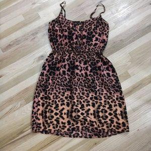 Cheetah Dress  size Small
